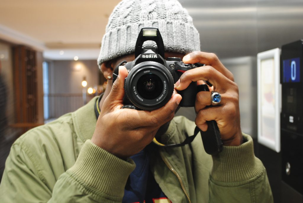 London Self - Capture | #workdonebychris©
