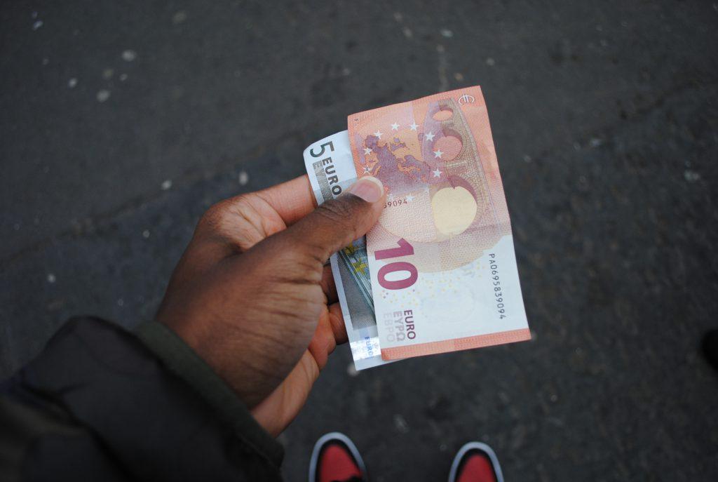 Paris Euros | #workdonebychris©