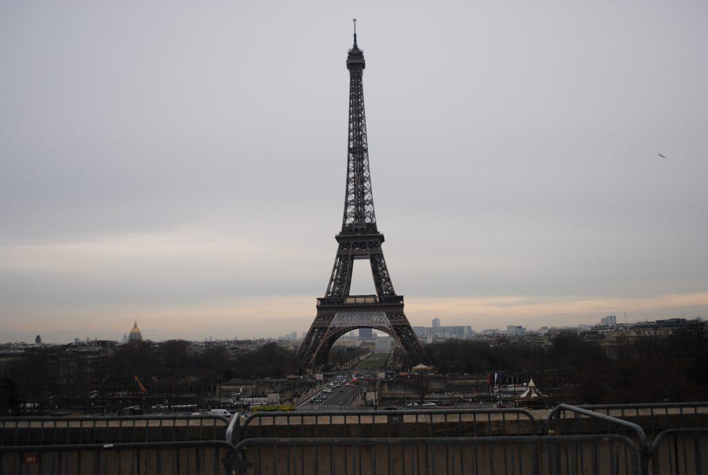 Eiffel Tower | #workdonebychris©
